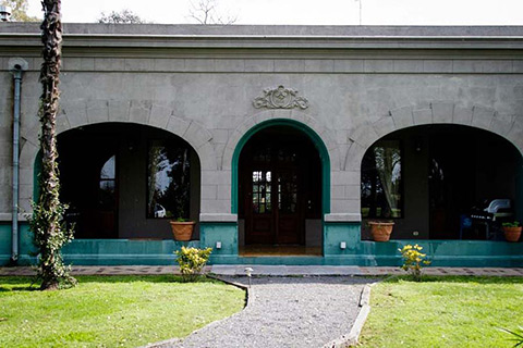 Las Rosas Lodge